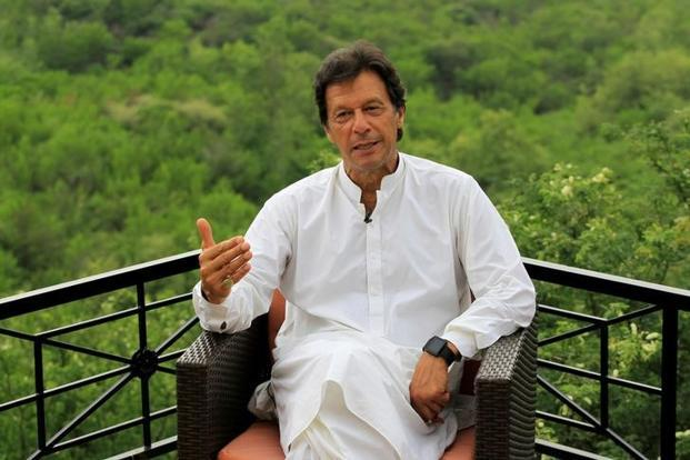 Last month, Imran Khan had admitted that he had proposed marriage to Bushra Maneka. Photo: Reuters