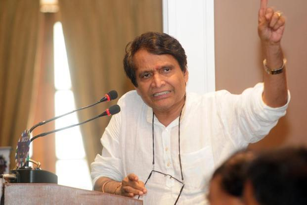 Suresh Prabhu says 40% of GDP to come from exports by 2025