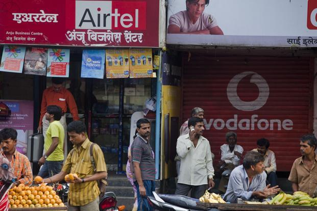 The Telecom Commission has cleared some key recommendations made by an inter-ministerial group, formed to chalk out relief measures, for the debt-ridden sector. Photo: Bloomberg
