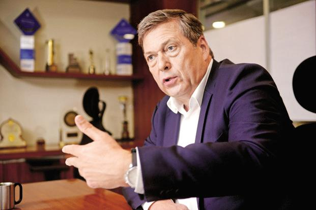Tata Motors CEO Guenter Butschek.Photo: Abhijit Bhatlekar/Mint