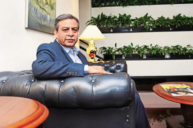 Tata Defence CEO Banmali Agrawala. Photo: Ramesh Pathania/Mint