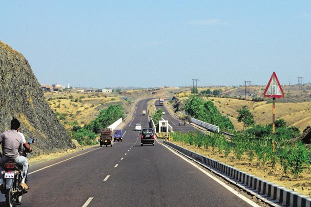 National Highway Authority of India's (NHAI's) plan to float taxable bonds came after the Union budget failed to provide any budgetary assistance for Bharatmala. Photo: Ramesh Pathania/Mint