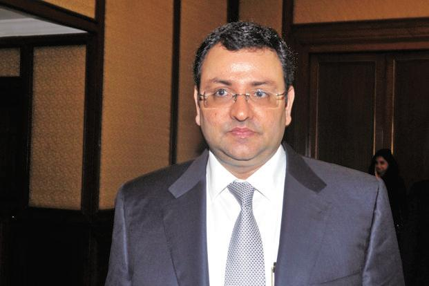 Ousted Tata Sons chairman Cyrus Mistry.