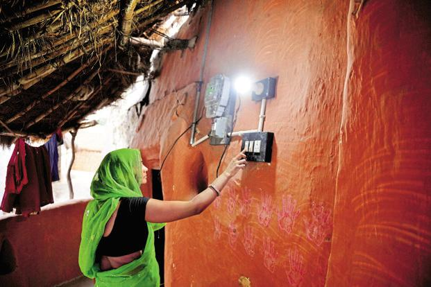 The Confusion Over Rural Electrification In India Livemint