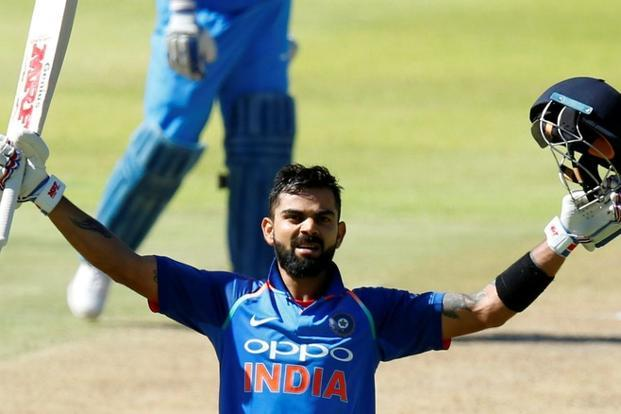 India captain Virat Kohli consolidated his top position with 558 runs in the 5-1 series win over South Africa, during which he slammed three centuries. Photo: Reuters