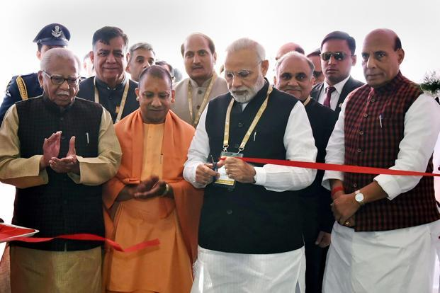 UP Investors Summit 2018 highlights: MoUs worth Rs4.28 tn signed on Day 1