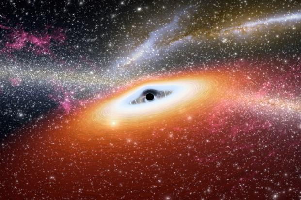 Scientists Find Ultramassive Black Holes in Distant Cluster Galaxies