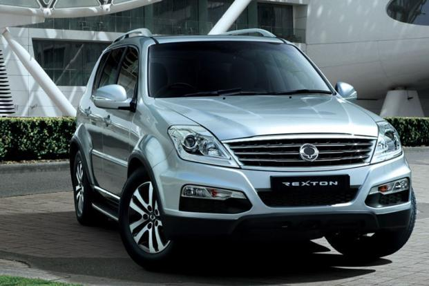 SsangYong recently signed a licence contract with its parent company Mahindra for assembling its sports utility vehicle Rexton in India in the second half of 2018.
