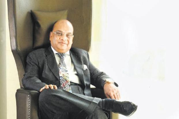 A file photo of Rotomac owner Vikram Kothari. The total outstanding amount along with interest and liabilities for Rotomac were pegged at Rs3,695 crore.