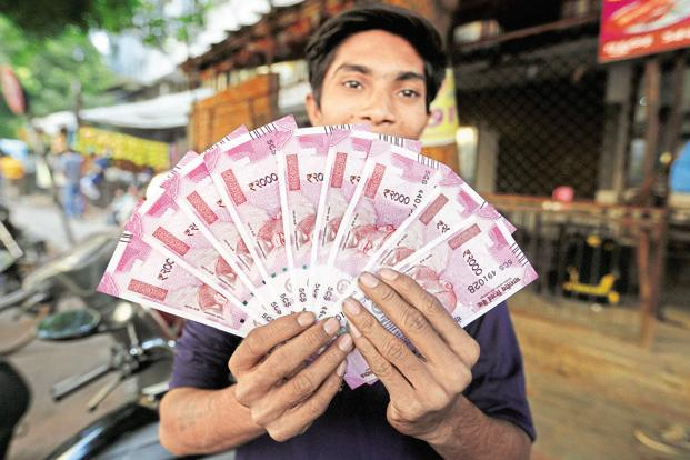The demonetisation move on 8 December 2016 sucked out 86% of the currency in circulation. Photo: AP