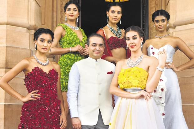 Since 2010, Nirav Modi's fame only increased as he became a jeweller to the rich and famous. Many of India's biggest business families have been buying diamonds from him for years. Photo: