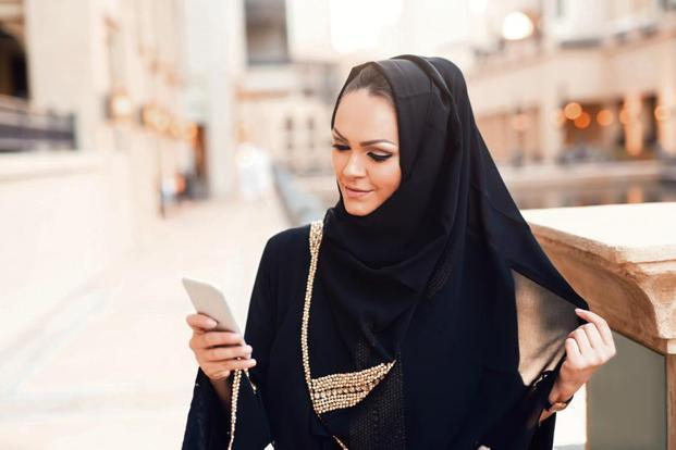 The big learning for me is that the abaya in no way defines Saudi women. Photo: iStockphoto