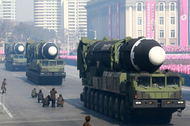 "North Korea has thus far resisted the ""maximum pressure"" campaign led by the United States to try to force Pyongyang to cede its nuclear weapons. Photo: AFP"