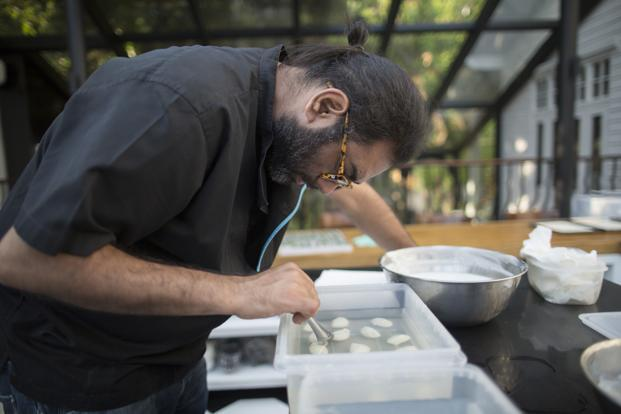 Gaggan Anand. Photo: Bloomberg