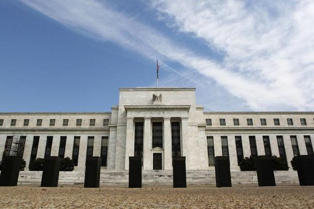 The US federal funds rate is now at 1.5%. Three more hikes will take it to 2.25%. Photo: Reuters
