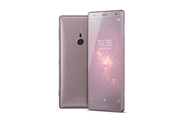 Sony new smartphones offer thin bezels, run on Qualcomm's top of the line chipset and support wireless charging.