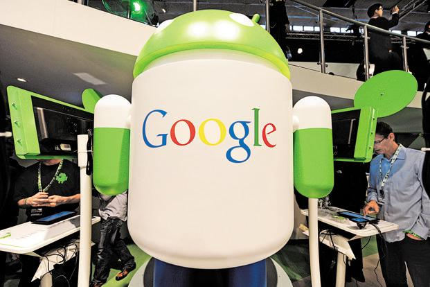 Some of the smartphone launches indicate that Google's Android operating system will adopt a two-pronged strategy involving the Android Oreo (Go Edition) and Android Oreo's Android One variant. Photo: Bloomberg