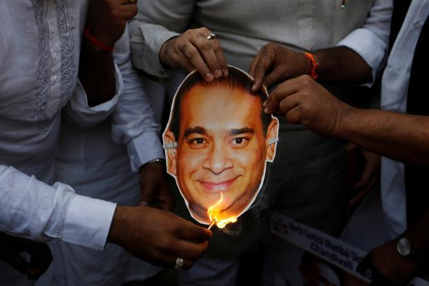 Billionaire diamond jeweller Nirav Modi is at the centre of the Rs11,400 crore PNB fraud. Photo: Reuters