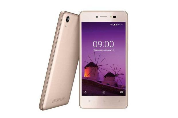 Lava Z50 at Rs5,000 is a typical budget smartphone and will compete with Xiaomi's Redmi 5A