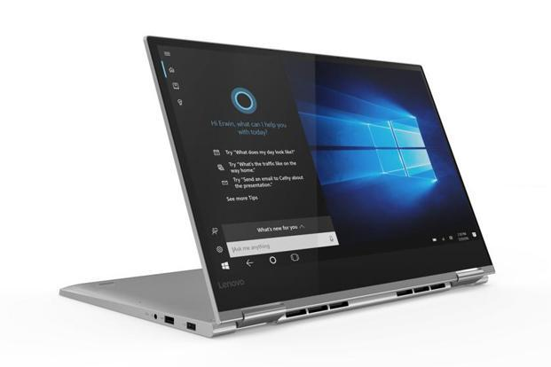 Lenovo Yoga 730 will be available with 13-inch and 15-inch IPS screens.