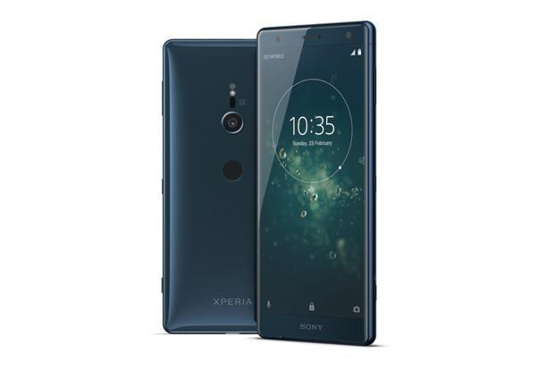 Sony Xperia XZ2 has a 19-megapixel camera and becomes the first phone to support 4K HDR video recording.