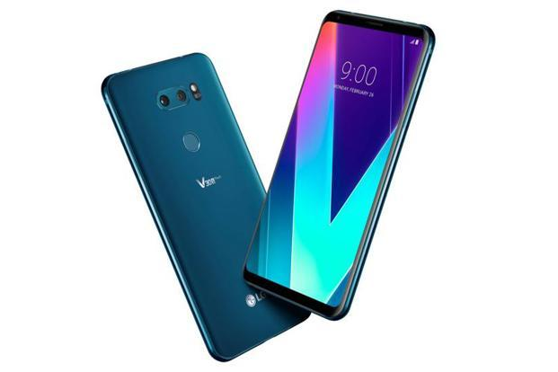 LG V30S also runs the Qualcomm Snapdragon 835 processor.