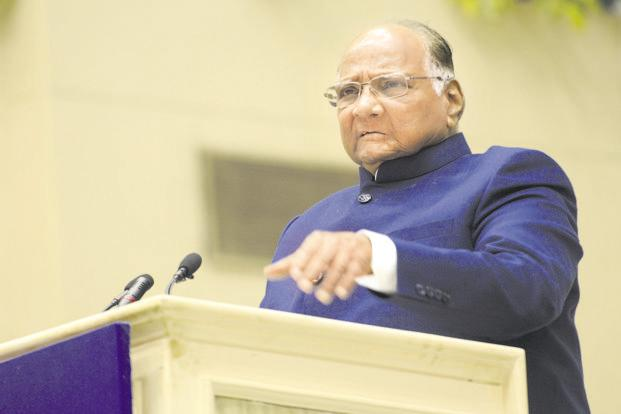 RBI told DCCBs to show scrapped notes as loss, claims Sharad Pawar