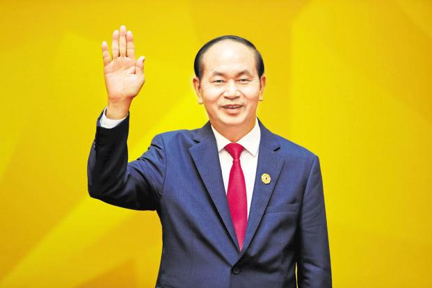 President of Vietnam to visit India in March