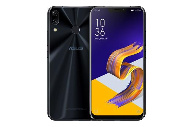 Asus Zenfone 5Z and Zenfone 5 announced with iPhone X-Like notch