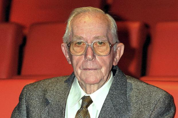 British filmmaker Lewis Gilbert, who directed dozens of movies including three James Bond thrillers, has died at 97. Photo: AP