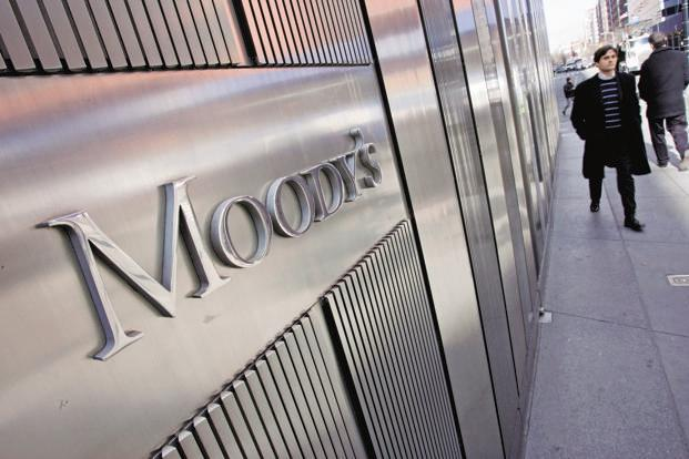 Moody's said the bank recapitalisation plan should also help credit growth over time, thereby supporting growth. Photo: Bloomberg