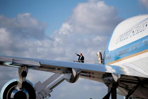 Trump working on $3.9B Air Force One plane deal with Boeing