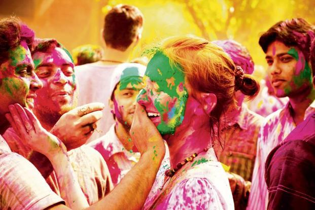 Celebrate Holi with friends and family at these events in your city.