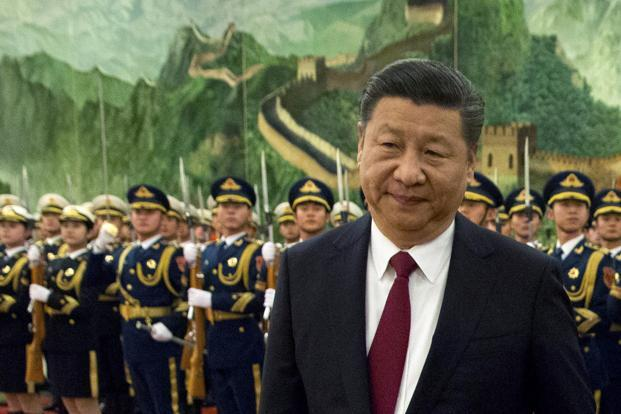 As the undisputed ruler of one-fifth of humanity, Xi Jinping is arguably the world's most powerful leader. Photo: AP
