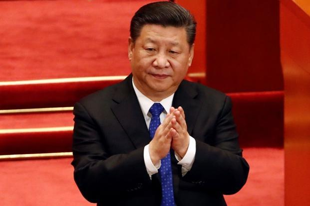 President of China Xi Jinping. The financial supervision system will be improved to ensure financial stability and prevent systemic risk, the Xinhua News Agency reports, citing a decision by a Communist Party committee. Photo: Reuters
