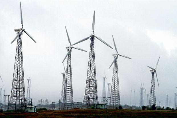 The project will be connected to India's Interstate Transmission System and supply power to many states, helping them meet renewable energy requirement. Photo: Bloomberg