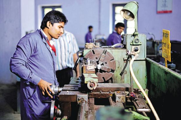 India needs a better concept for a policy to grow competitive enterprises that will generate more employment. Photo: Pradeep Gaur/Mint
