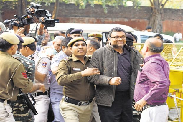 CBI Seeks Court Nod For Narco Analysis Test on Karti Chidambaram