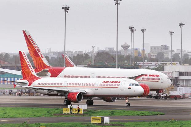 Air India announced thrice weekly flights to Tel Aviv over Saudi soil