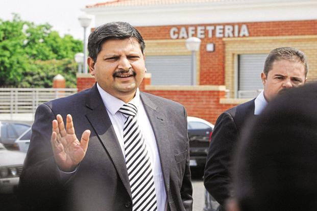 Gupta property raided in India