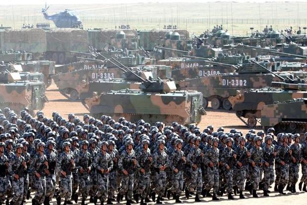 The defence spending figure is closely watched worldwide for clues to China's strategic intentions as it develops new military capabilities, including stealth fighters, aircraft carriers and anti-satellite missiles. Photo: Reuters