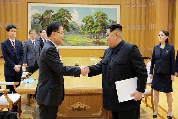 US-North Korea talks may precede inter-Korean dialogue in April — Seoul