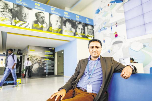 Ever since Kalyan Krishnamurthy returned to Flipkart for his second stint in June 2016, Flipkart has lost as many as 12 senior leaders. Photo:  Bloomberg