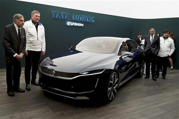 Tata Motors Plans Complete New Product Portfolio By 2023 24 Ceo