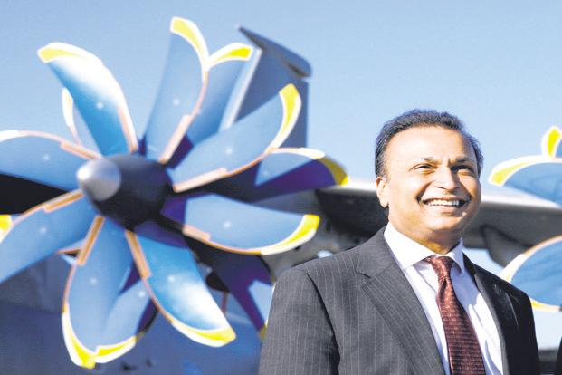 Reliance Group chairman Anil Ambani. Minority investors, led by HSBC Daisy Investments (Mauritius), have alleged mismanagement in the RCom-Jio deal. Photo: Reuters