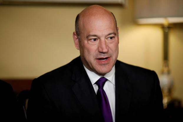 Gary Cohn aligned himself in the constantly shifting White House power structure with fellow centrists such as Trump's son-in-law, Jared Kushner, and daughter Ivanka Trump. Photo: Reuters