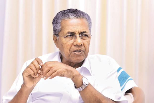CPM leader and chief minister Pinarayi Vijayan had refused to give Kannur murder case to CBI in the state assembly. Photo: Ramesh Pathania/Mint