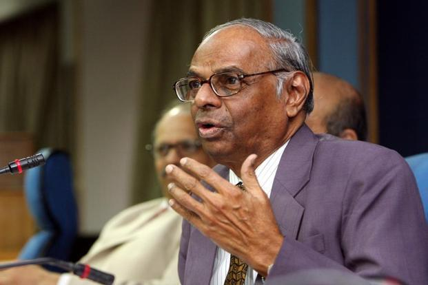 C. Rangarajan's remarks come amid the Rs12,700 crore fraud detected recently at the Punjab National Bank (PNB). Photo: HT