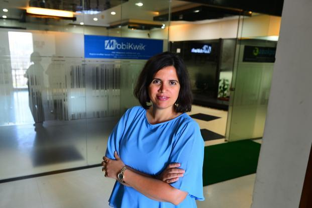 Upasana Taku, co-founder, Mobikwik. Photo: Priyanka Parashar/Mint