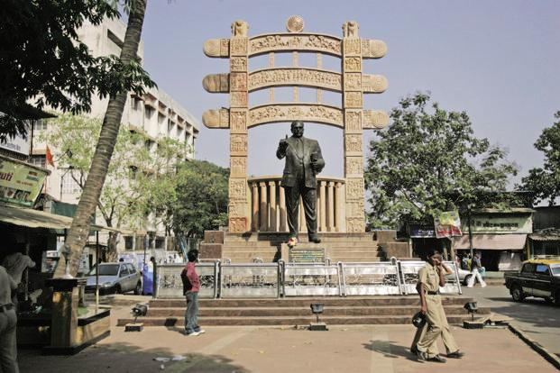 Ambedkar statue vandalized in UP